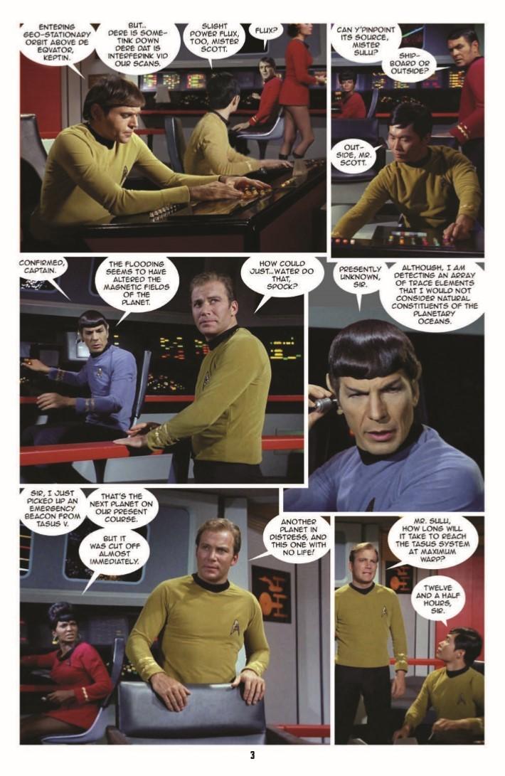 StarTrek_New_Visions_Vol08-pr-4 ComicList Previews: STAR TREK NEW VISIONS VOLUME 8 TP