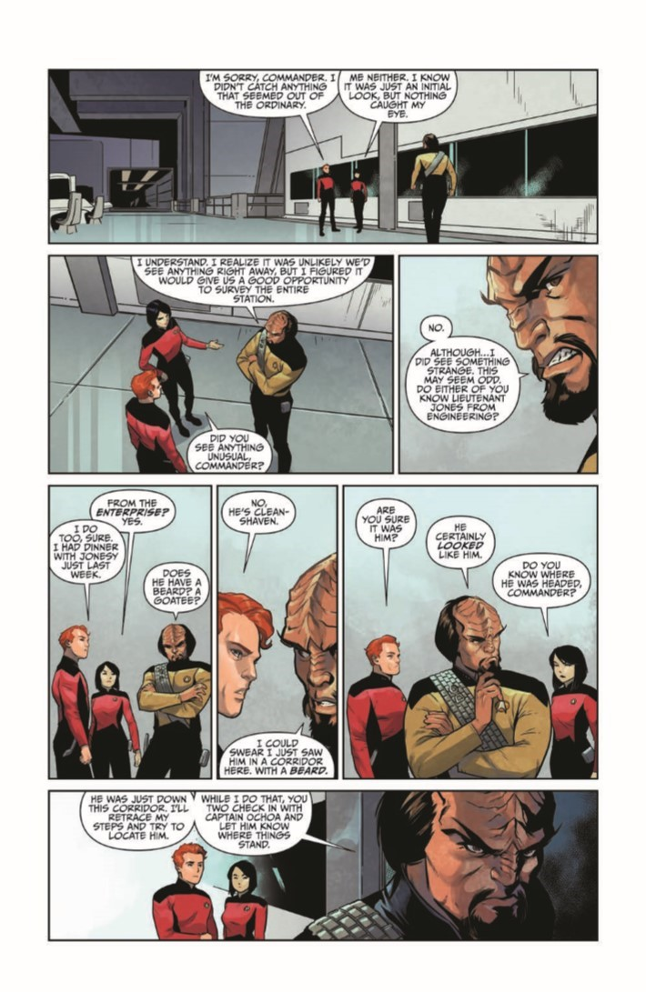 StarTrek_TNG_Through_the_Mirror_TPB-pr-8 ComicList Previews: STAR TREK THE NEXT GENERATION THROUGH THE MIRROR TP