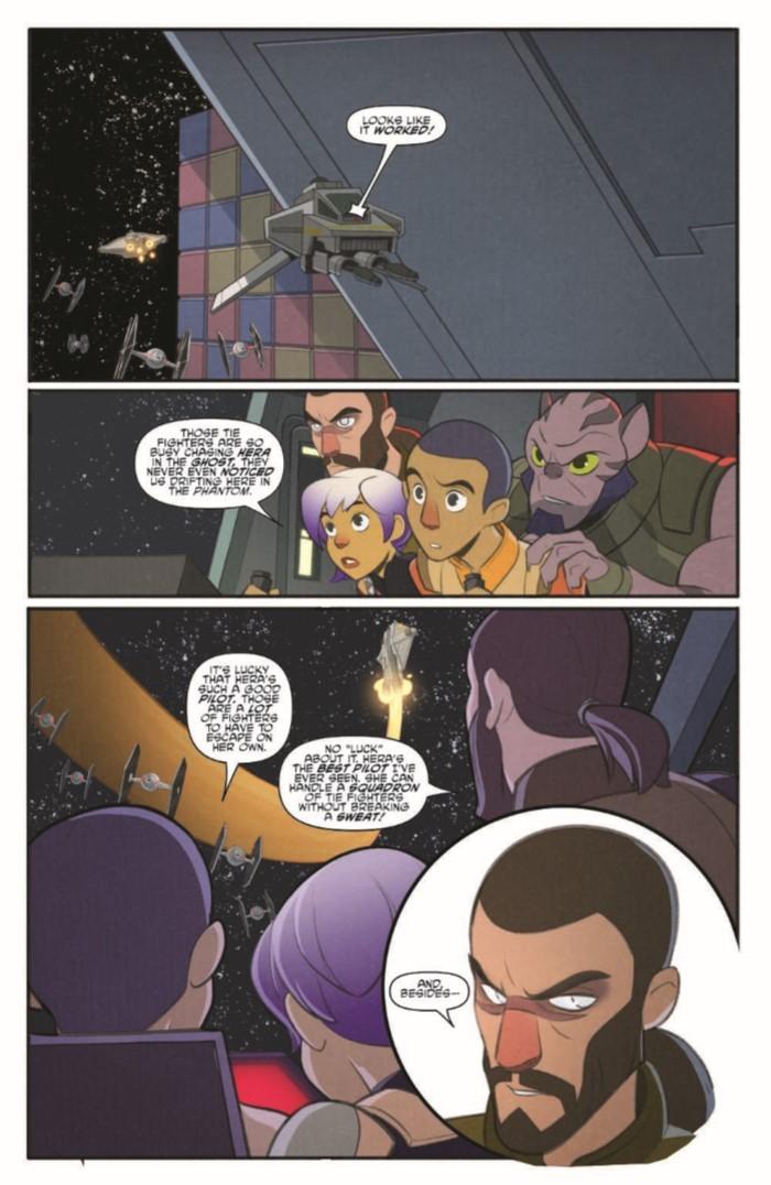 StarWarsAdv_07-pr-7 ComicList Previews: STAR WARS ADVENTURES #7