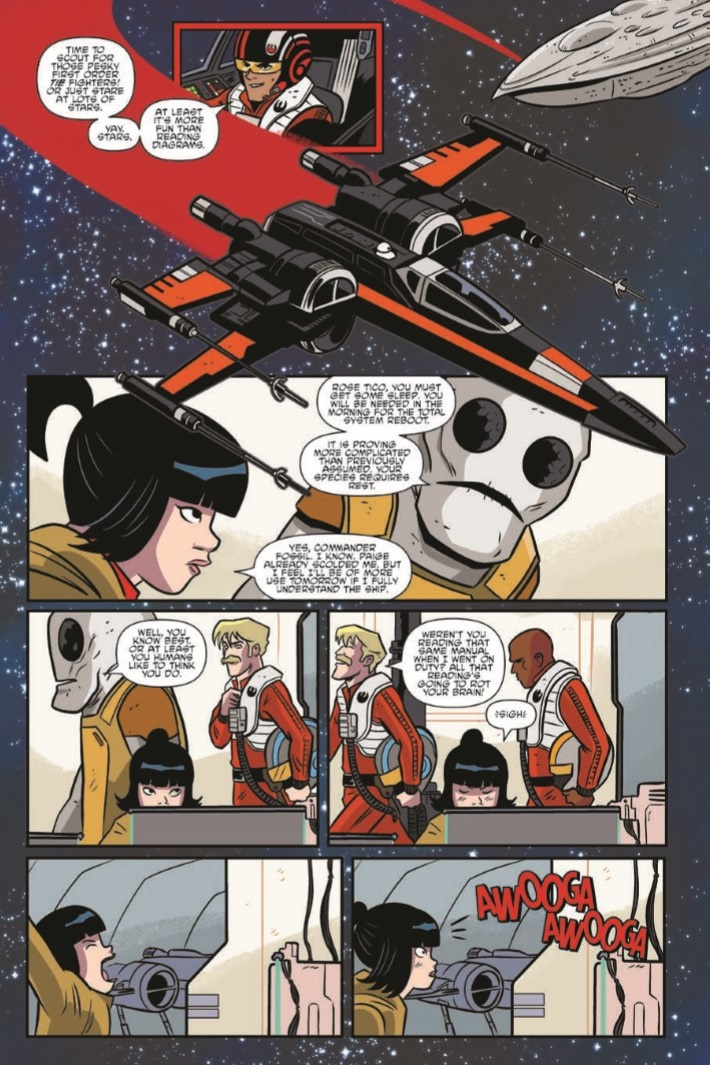 StarWars_Adventures_vol3-pr-6 ComicList Previews: STAR WARS ADVENTURES VOLUME 3 ENDANGERED TP