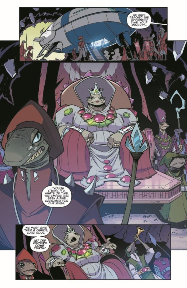 StarWars_Annual_2018-pr-7 ComicList Previews: STAR WARS ADVENTURES ANNUAL 2018