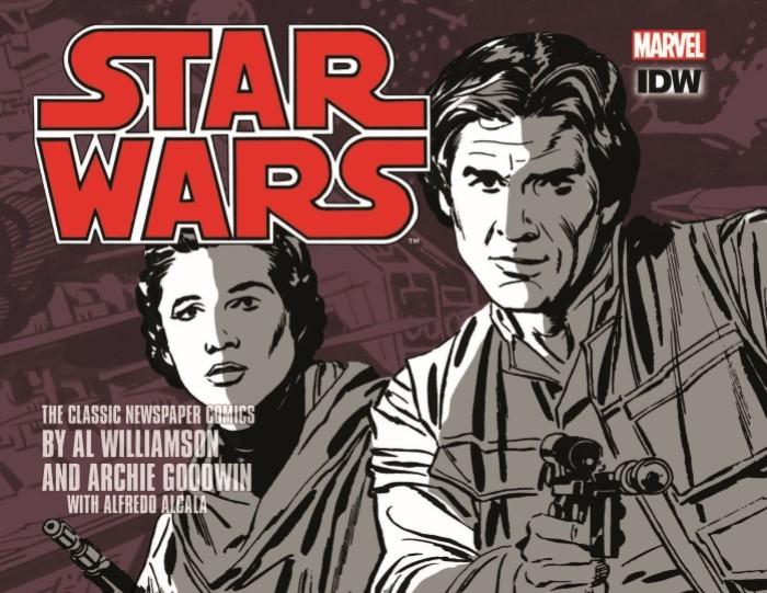 StarWars_Newspaper_v2-pr-1 ComicList Previews: STAR WARS THE CLASSIC NEWSPAPER COMICS VOLUME 2 HC