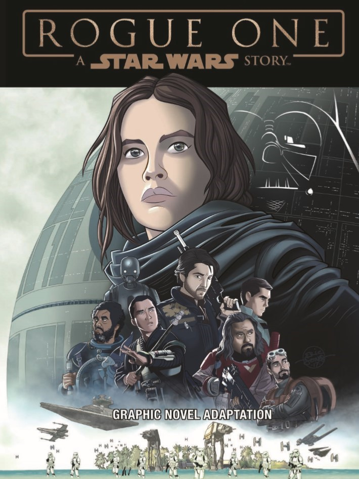 StarWars_RogueOne-pr-1 ComicList Previews: STAR WARS ROGUE ONE GN