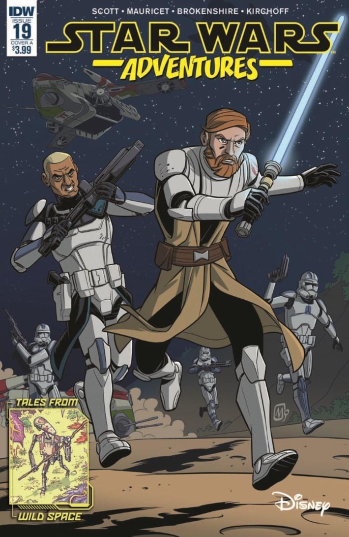 Star_Wars_Adventures_19-pr-1 ComicList Previews: STAR WARS ADVENTURES #19