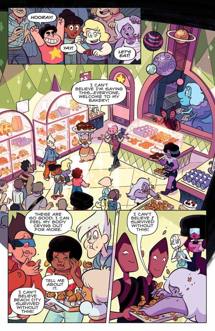 StevenUniverse2017_025_PRESS_6 ComicList Previews: STEVEN UNIVERSE #25