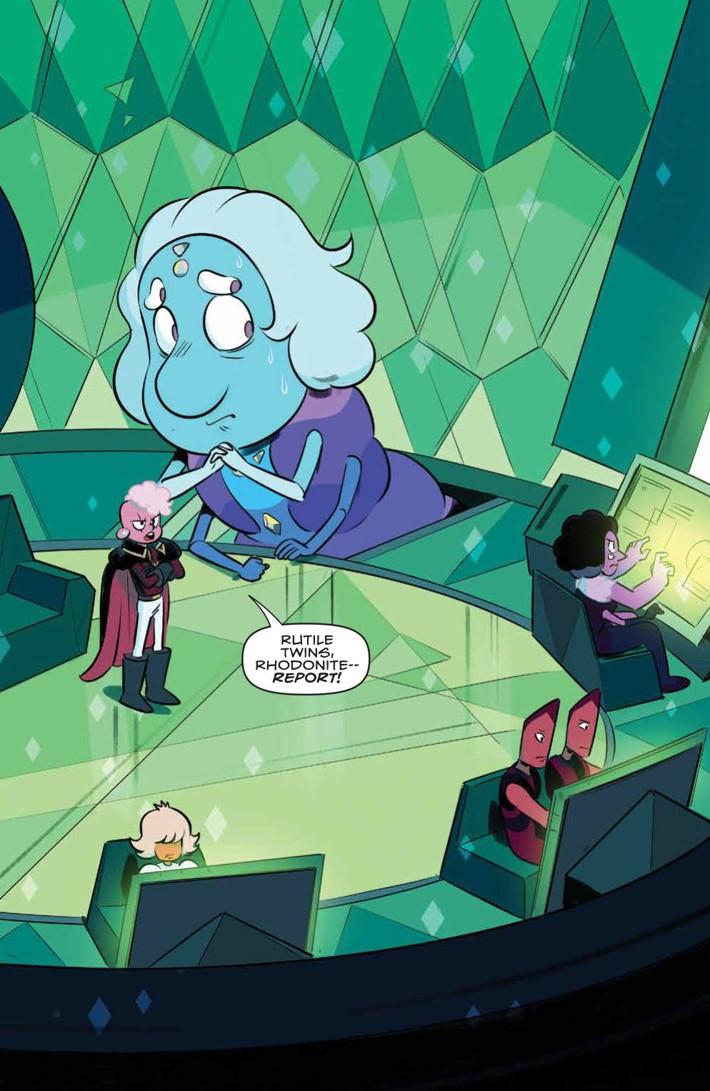 StevenUniverse2017_026_PRESS_3 ComicList Previews: STEVEN UNIVERSE #26