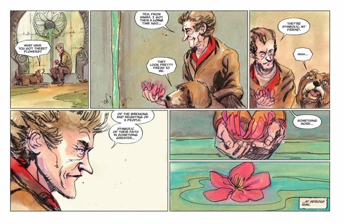 Storyteller_Fairies_003_PRESS_3 ComicList Previews: JIM HENSON'S THE STORYTELLER FAIRIES #3