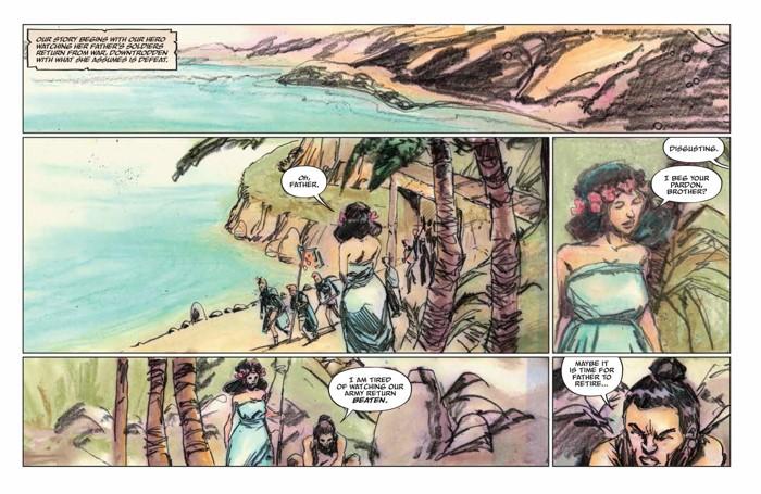 Storyteller_Fairies_003_PRESS_4 ComicList Previews: JIM HENSON'S THE STORYTELLER FAIRIES #3