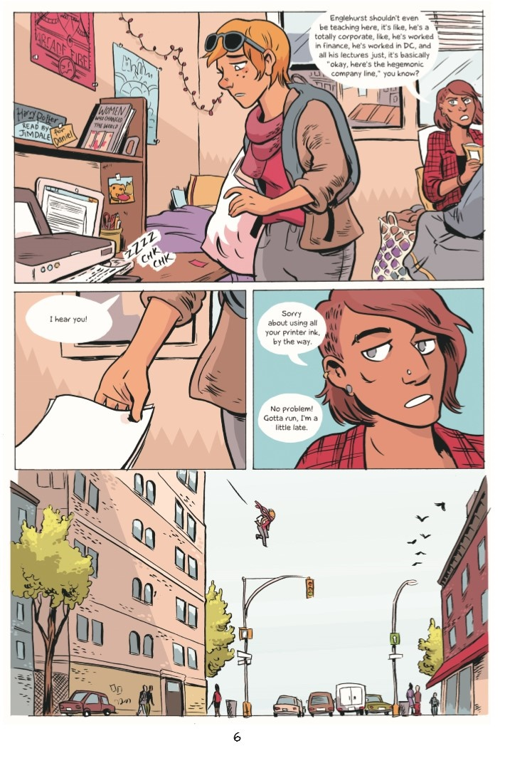 StrongFemaleProtagonist_BookTwo-pr-6 ComicList Previews: STRONG FEMALE PROTAGONIST VOLUME 2 GN