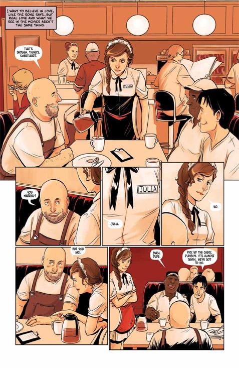 Sugar-TPv1_REVIEW-3_sm ComicList Previews: SUGAR VOLUME 1 GN