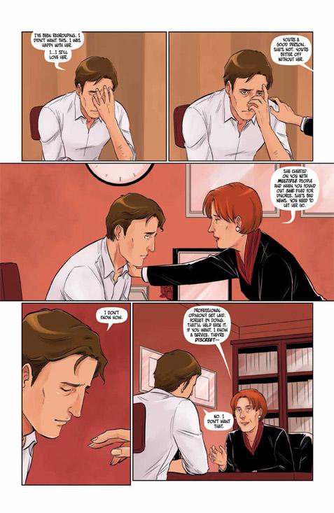 Sugar-TPv1_REVIEW-6_sm ComicList Previews: SUGAR VOLUME 1 GN