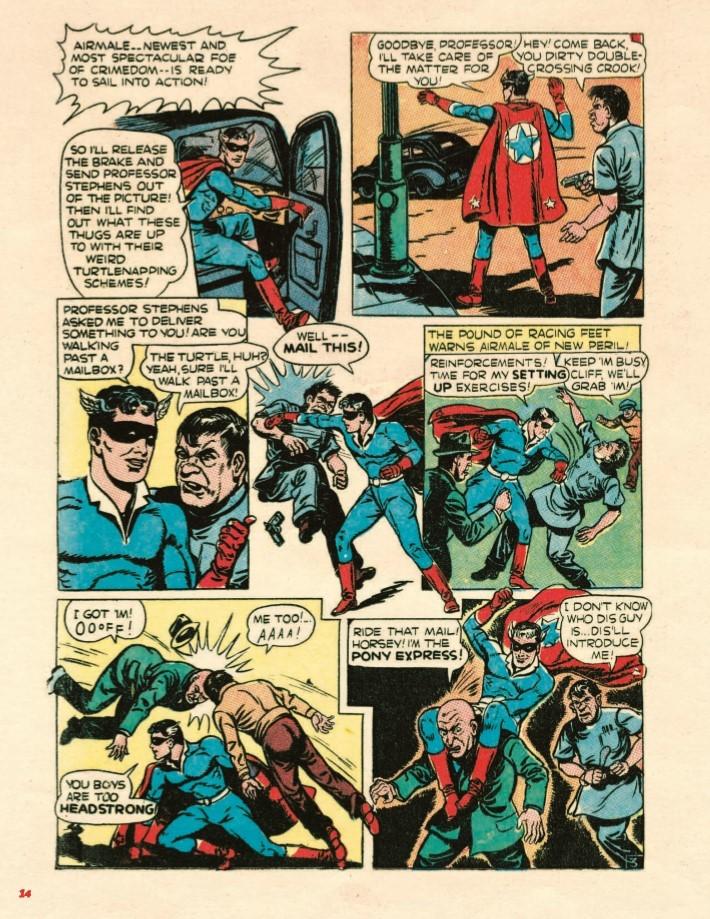 Super_Weird_Heroes_Preposterous_But_True-pr-5 ComicList Previews: SUPER WEIRD HEROES VOLUME 2 PREPOSTEROUS BUT TRUE HC