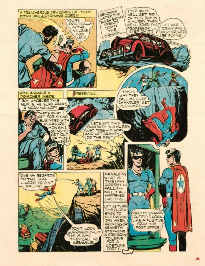 Super_Weird_Heroes_Preposterous_But_True-pr-6 ComicList Previews: SUPER WEIRD HEROES VOLUME 2 PREPOSTEROUS BUT TRUE HC