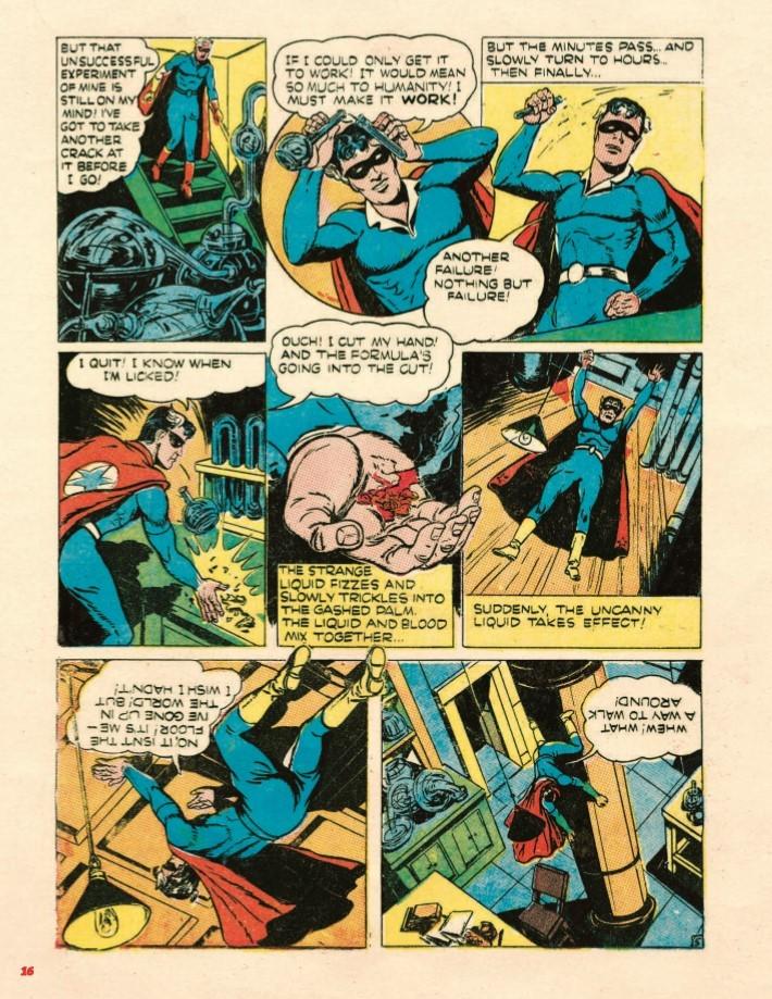 Super_Weird_Heroes_Preposterous_But_True-pr-7 ComicList Previews: SUPER WEIRD HEROES VOLUME 2 PREPOSTEROUS BUT TRUE HC