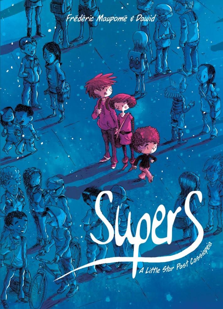 Supers-pr-1 ComicList Previews: SUPERS VOLUME 1 TP