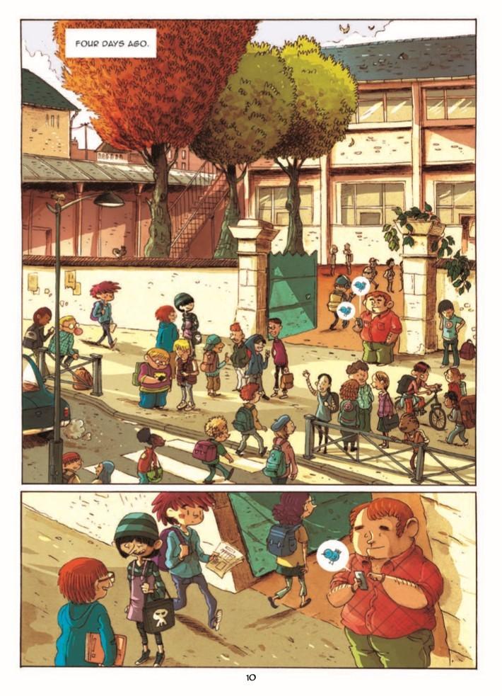 Supers-pr-6 ComicList Previews: SUPERS VOLUME 1 TP