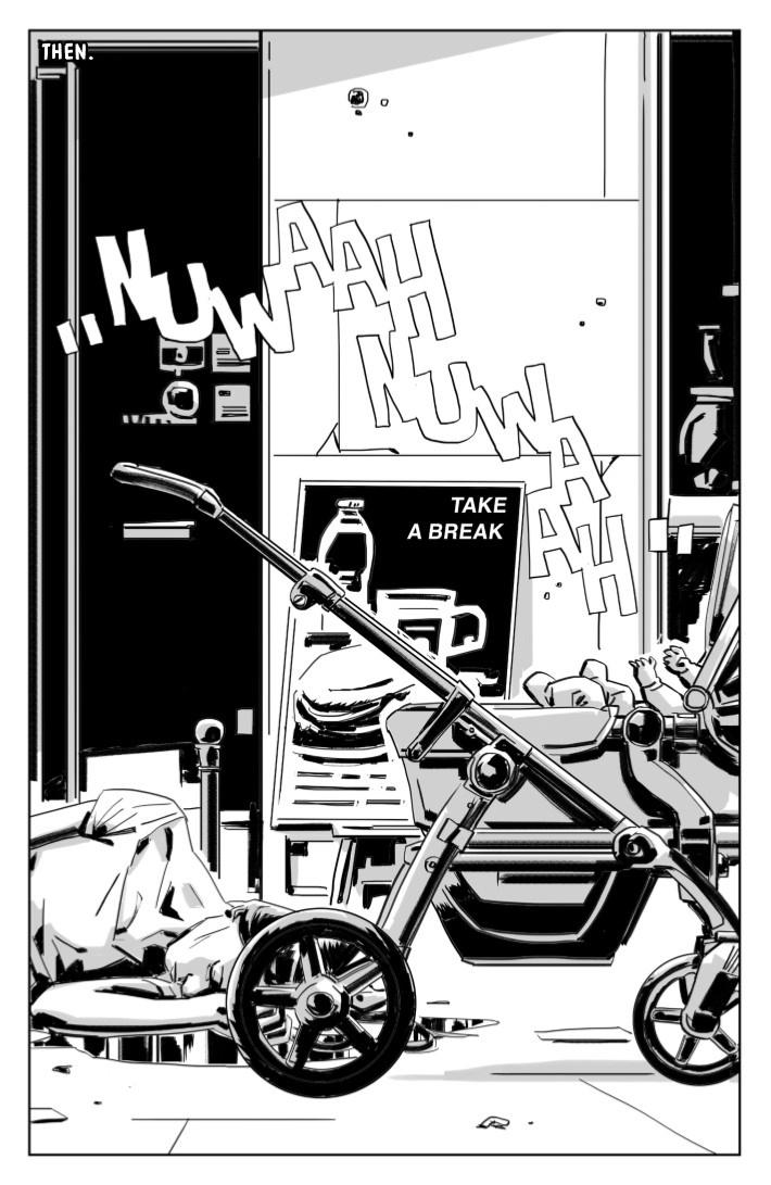 SurvivalFetish-02-03 ComicList Previews: SURVIVAL FETISH #2