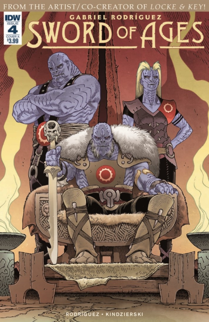 Sword_of_Ages_04-pr-1 ComicList Previews: SWORD OF AGES #4