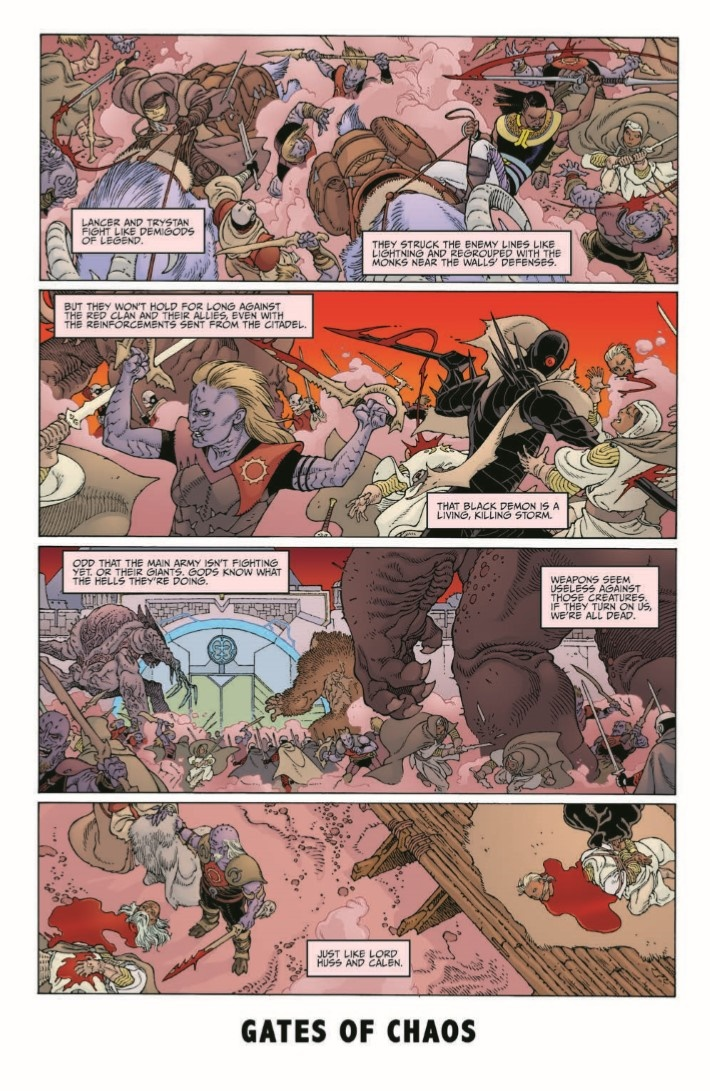 Sword_of_Ages_04-pr-3 ComicList Previews: SWORD OF AGES #4