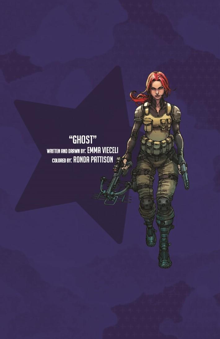 Synergy_Hasbro_Creators_Showcase-pr-7 ComicList Previews: SYNERGY A HASBRO CREATORS SHOWCASE #1