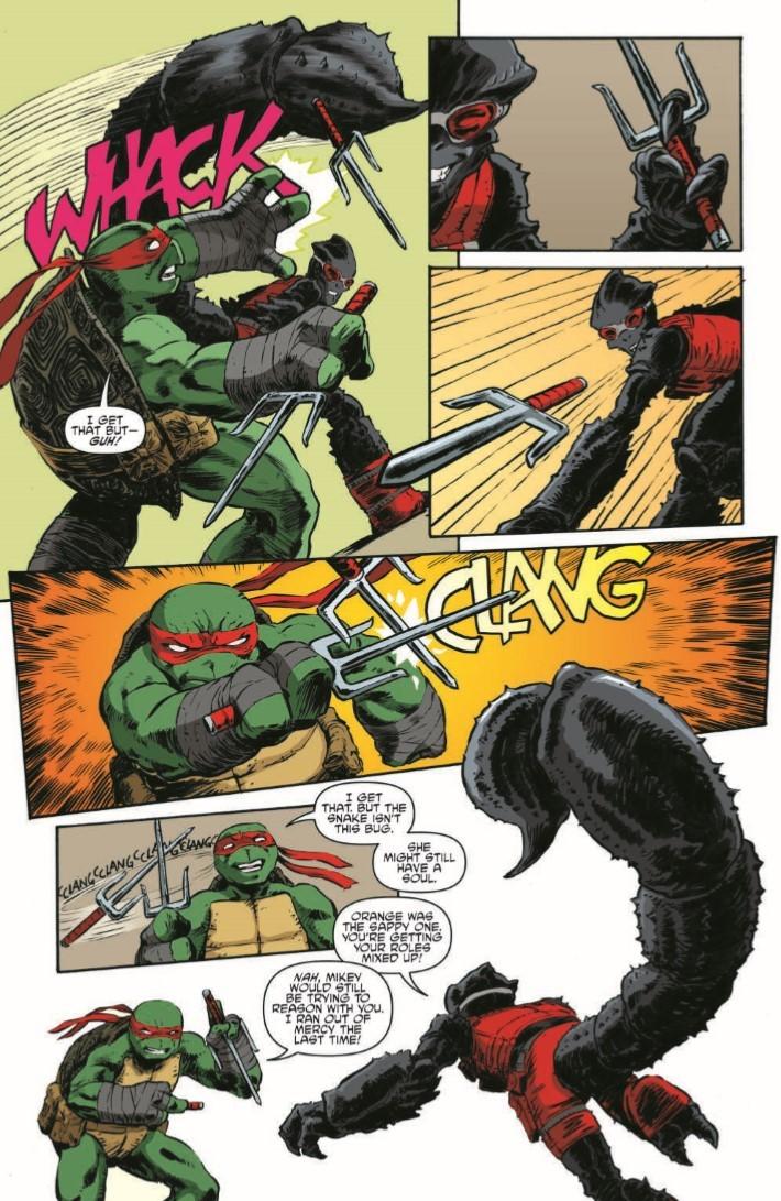 TMNTUniverse_20-pr-6 ComicList Previews: TEENAGE MUTANT NINJA TURTLES UNIVERSE #20