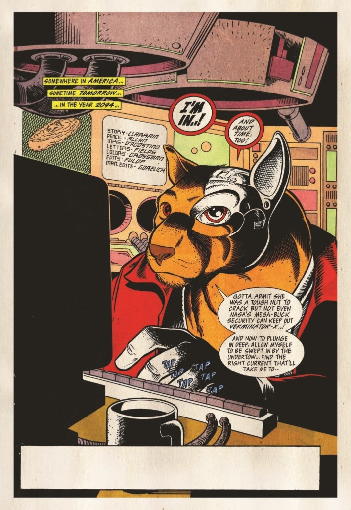 TMNT_Adventures_Vol15-pr-4 ComicList Previews: TEENAGE MUTANT NINJA TURTLES ADVENTURES VOLUME 15 TP