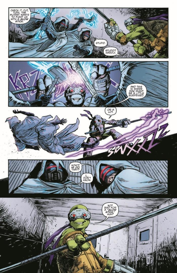 TMNT_vol016-pr-5 ComicList Preview: TEENAGE MUTANT NINJA TURTLES VOLUME 16 CHASING PHANTOMS TP