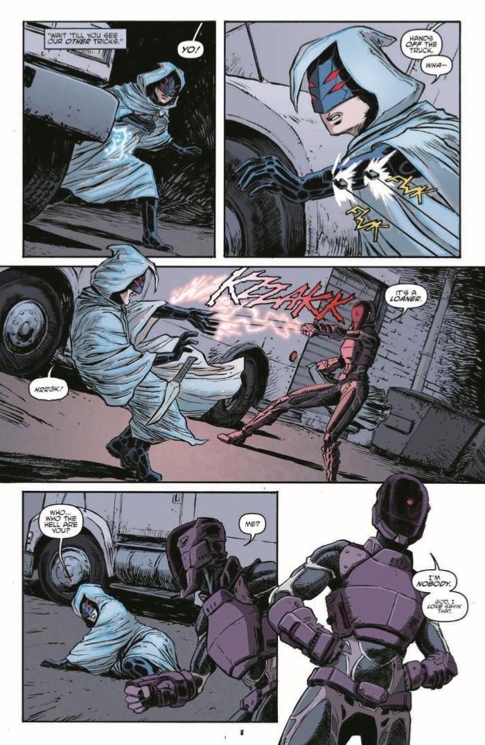 TMNT_vol016-pr-6 ComicList Preview: TEENAGE MUTANT NINJA TURTLES VOLUME 16 CHASING PHANTOMS TP