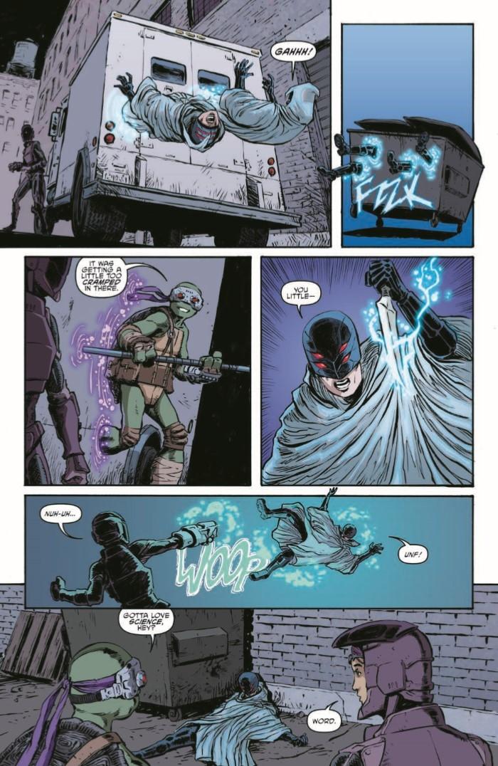 TMNT_vol016-pr-7 ComicList Preview: TEENAGE MUTANT NINJA TURTLES VOLUME 16 CHASING PHANTOMS TP
