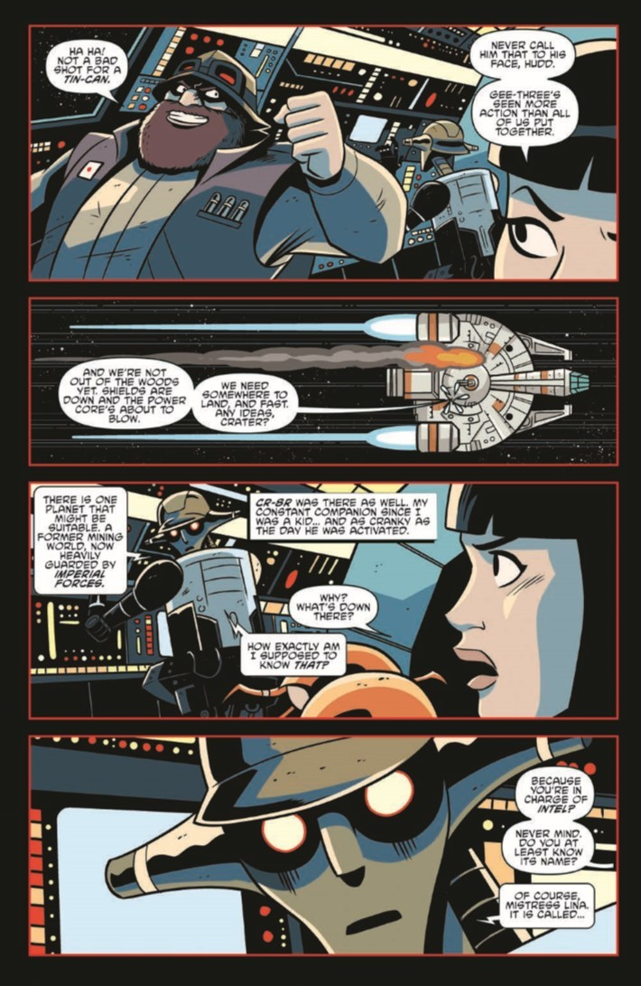 Tales_Vaders_Castle_BoxSet-pr-5 ComicList Previews: STAR WARS ADVENTURES TALES FROM VADER'S CASTLE BOX SET