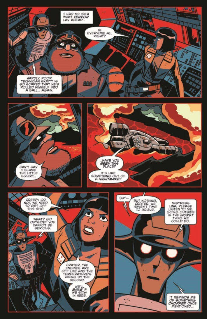 Tales_Vaders_Castle_BoxSet-pr-7 ComicList Previews: STAR WARS ADVENTURES TALES FROM VADER'S CASTLE BOX SET