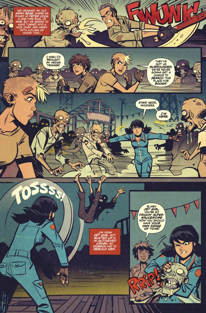 Tank_Girl_All_Stars_3_p3 ComicList Previews: TANK GIRL ALL STARS #3