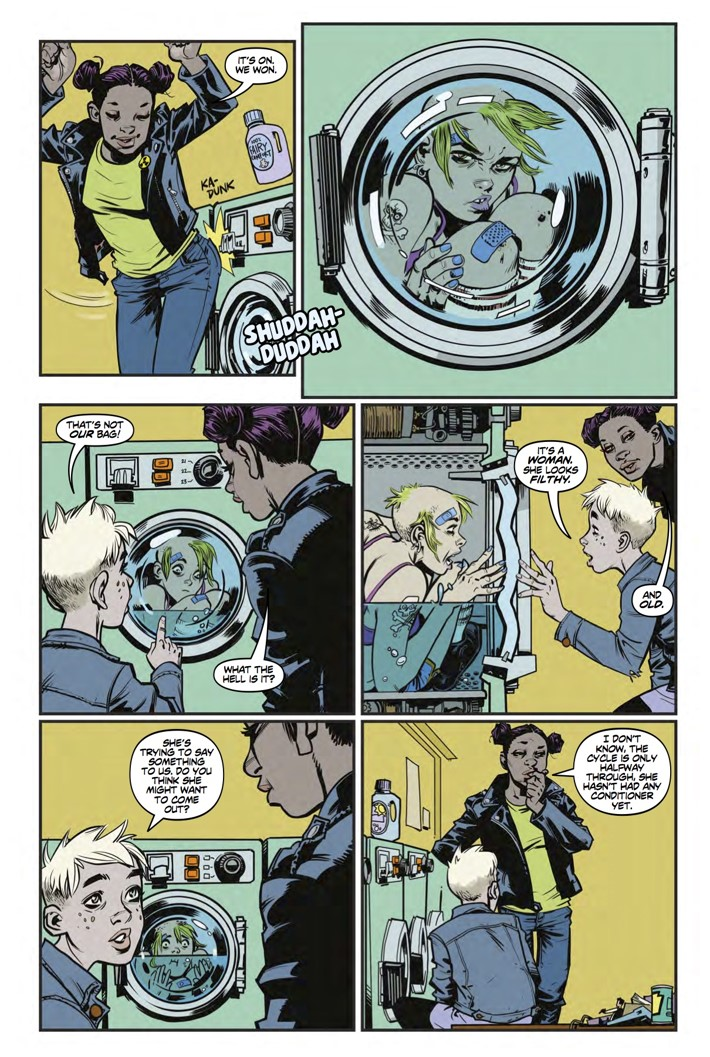 Tank_Girl_All_Stars_collection_pg6 ComicList Previews: TANK GIRL ALL STARS HC