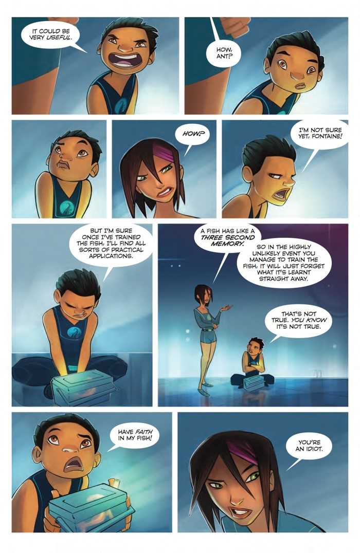 TheDeep_SC_PRESS_12 ComicList Previews: THE DEEP TP