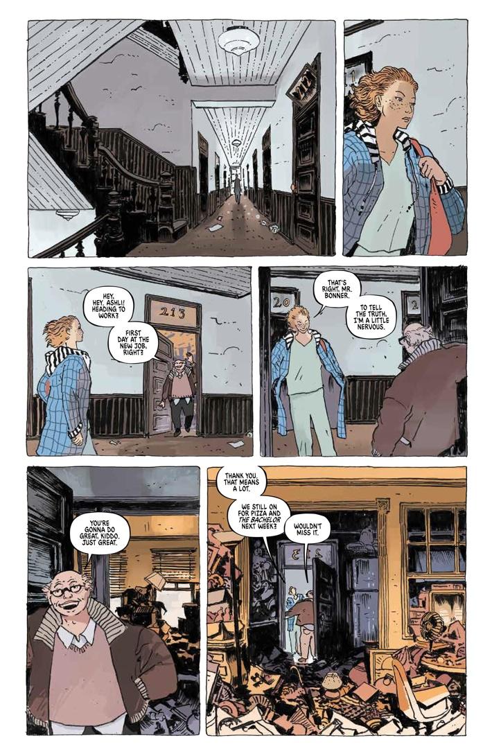 TheUnsound_SC_PRESS_9 ComicList Previews: THE UNSOUND GN
