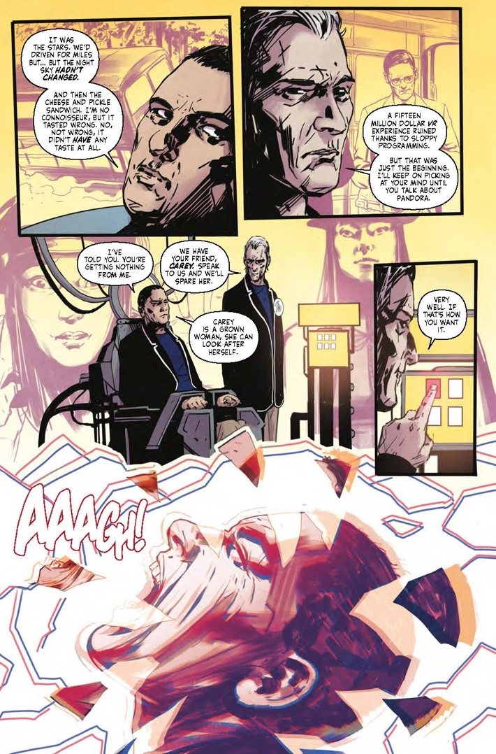 The_Prisoner_3_lowres_Page_2 ComicList Previews: THE PRISONER #3
