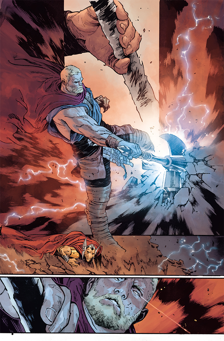 The_Unworthy_Thor_5_Preview_1 ComicList Preview: THE UNWORTHY THOR #5