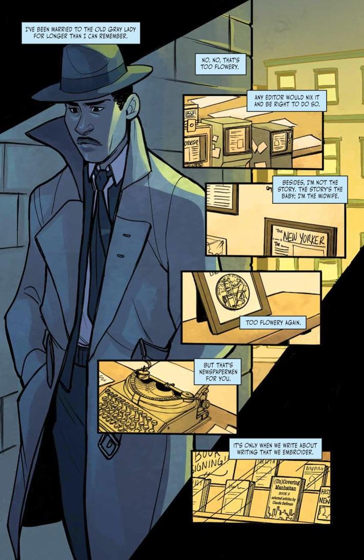 ThrillingAdventureHour_001_PRESS_4 ComicList Previews: THE THRILLING ADVENTURE HOUR #1