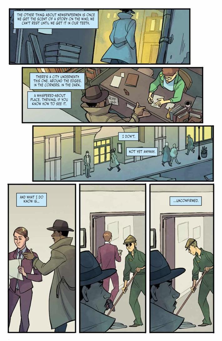 ThrillingAdventureHour_001_PRESS_5 ComicList Previews: THE THRILLING ADVENTURE HOUR #1