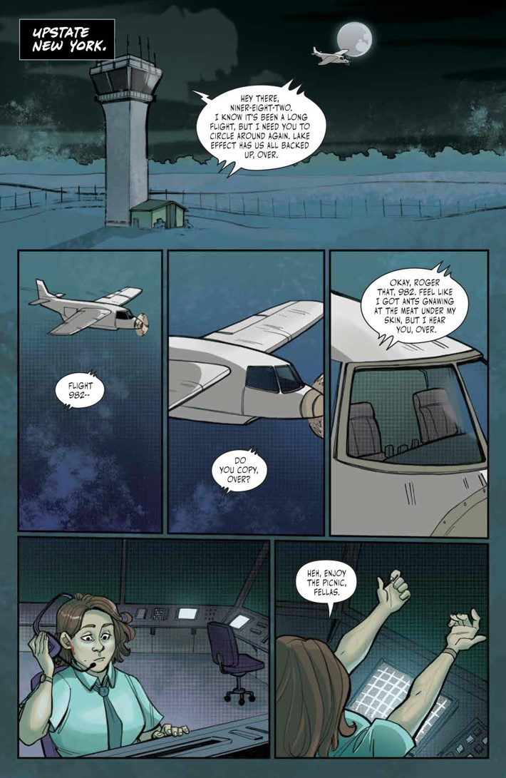 ThrillingAdventureTime_004_PRESS_3 ComicList Previews: THE THRILLING ADVENTURE HOUR #4