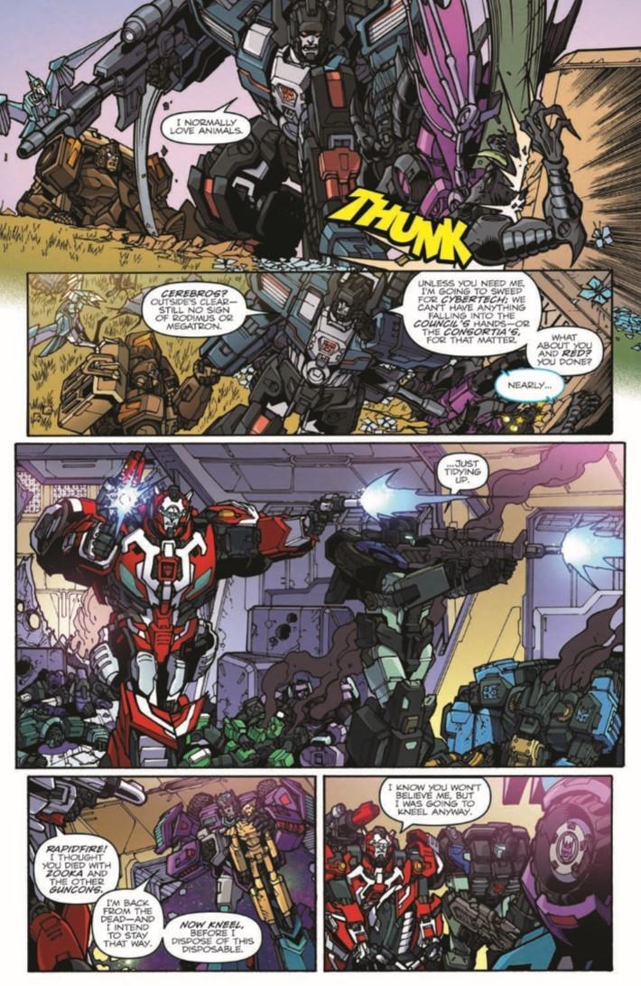 Transformers_Lost_Light_Vol03-pr-5 ComicList Previews: TRANSFORMERS LOST LIGHT VOLUME 3 TP