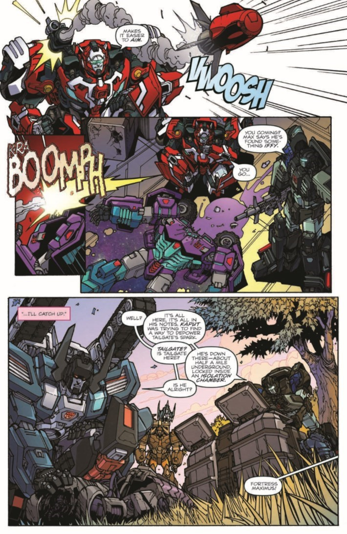 Transformers_Lost_Light_Vol03-pr-6 ComicList Previews: TRANSFORMERS LOST LIGHT VOLUME 3 TP