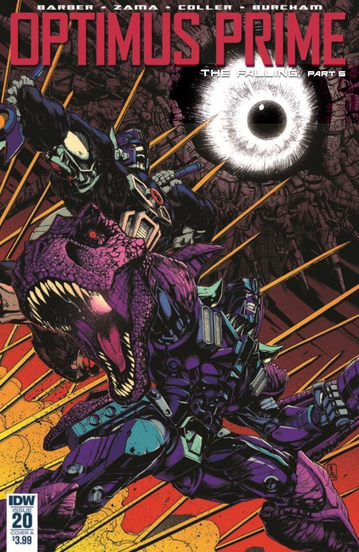 Transformers_Optimus_Prime_20-pr-1 ComicList Previews: OPTIMUS PRIME #20