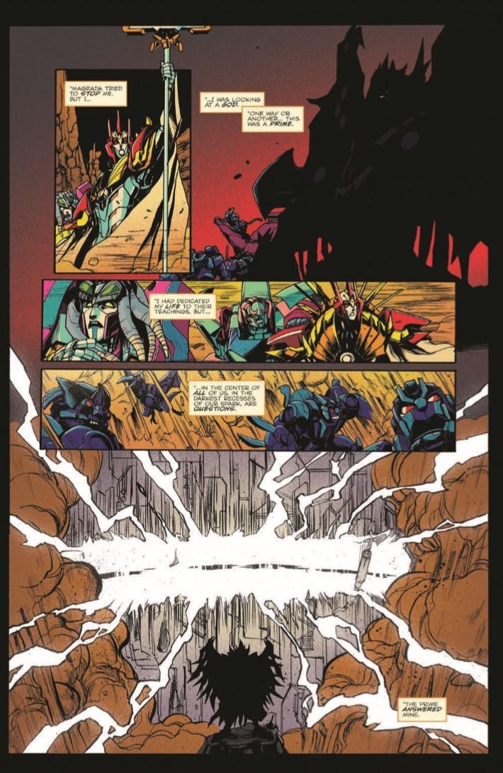 Transformers_Optimus_Prime_Vol04-pr-6 ComicList Previews: TRANSFORMERS OPTIMUS PRIME VOLUME 4 TP