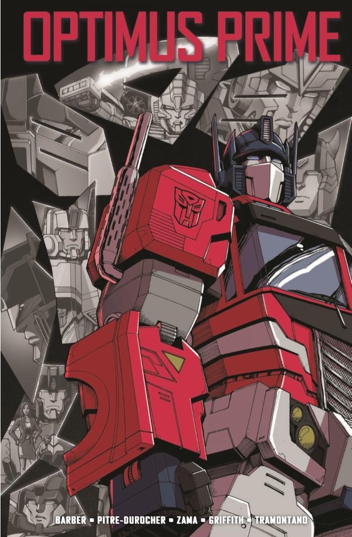Transformers_Optimus_Prime_Vol05-pr-1 ComicList Previews: TRANSFORMERS OPTIMUS PRIME VOLUME 5 TP