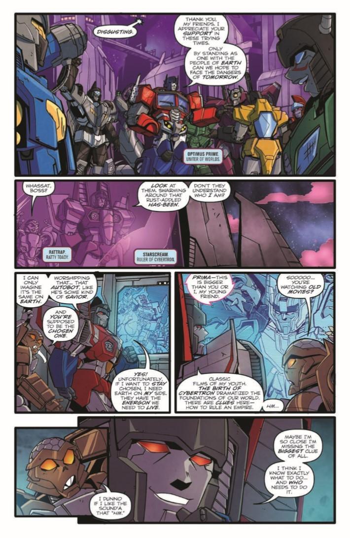 Transformers_Optimus_Prime_Vol05-pr-4 ComicList Previews: TRANSFORMERS OPTIMUS PRIME VOLUME 5 TP
