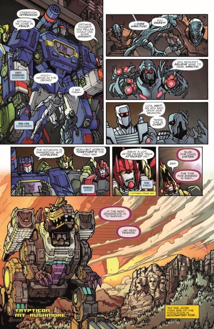 Transformers_Unicron_05-pr-6 ComicList Previews: TRANSFORMERS UNICRON #5