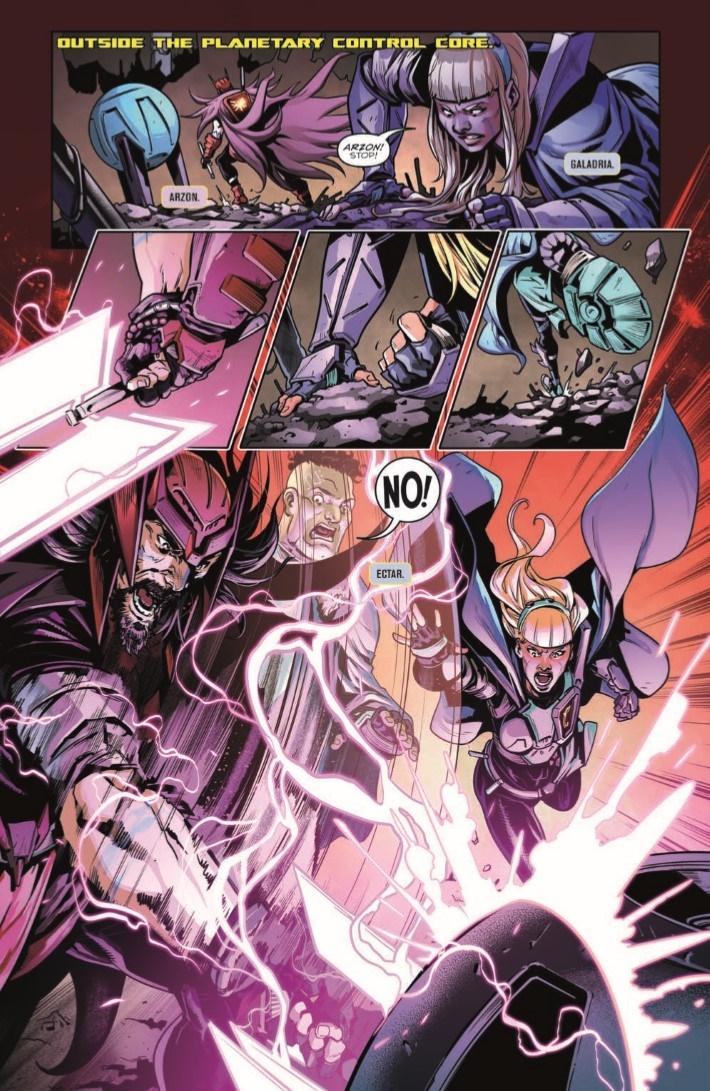 Transformers_v_Visionaries_05-pr-7 ComicList Previews: TRANSFORMERS VS VISIONARIES #5