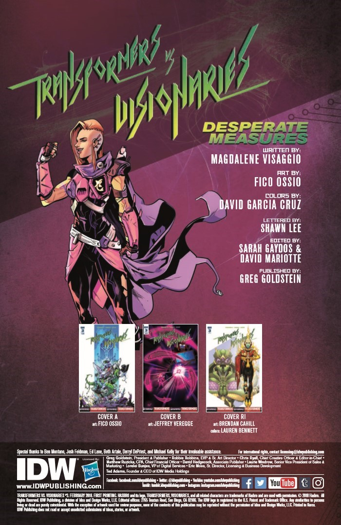 Transformers_vs_Vis_03-pr-2 ComicList Previews: TRANSFORMERS VS VISIONARIES #3