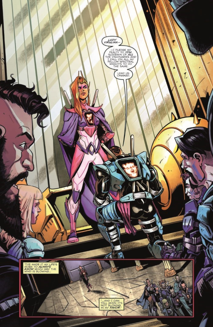 Transformers_vs_Vis_03-pr-5 ComicList Previews: TRANSFORMERS VS VISIONARIES #3